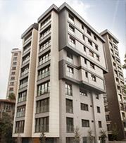 Dinamik Yapı – Dostlar Apartmanı
